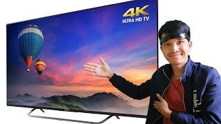 PHD | Tặng Mẹ Tivi 4k 50 Inch Siêu Mỏng | Give Your Mother A Smart TV