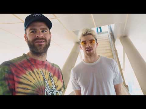 The Chainsmokers in Doha 2018