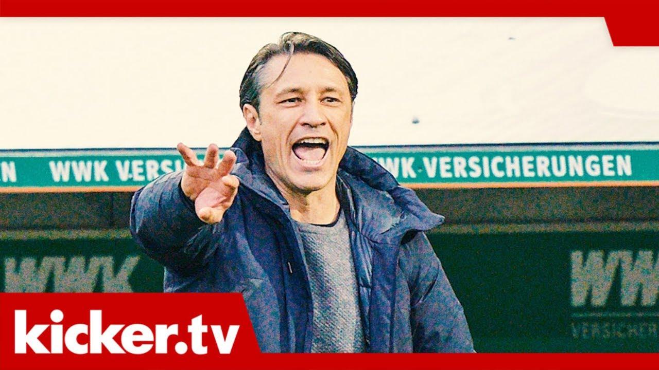 """""""Das hat nichts mit Respekt zu tun"""" - Kovac-Plädoyer für Favre   kicker.tv"""