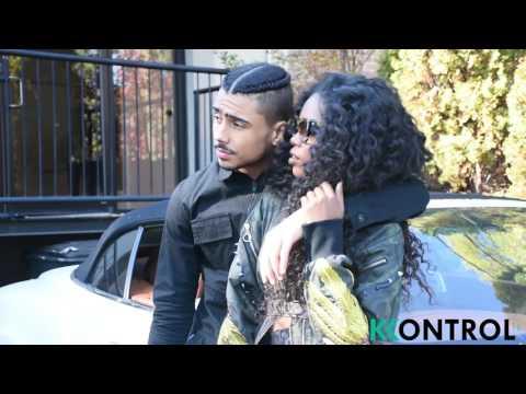 Ryan Destiny & Quincy Brown Cover Kontrol BreakThrough Issue