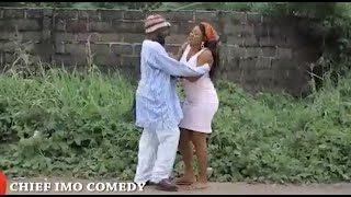 This lady again? || locomotive synergy - Chief Imo Comedy