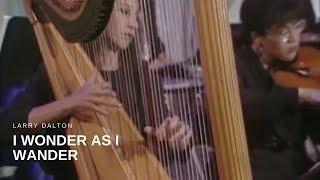 Larry Dalton - I Wonder as I Wander (Live)