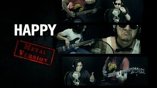 Pharrell Williams - Happy | Metal Cover (Paulo Cuevas)