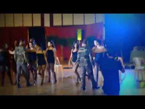 Ragazze Tropicana Dance Musical tango part II saggio 2015