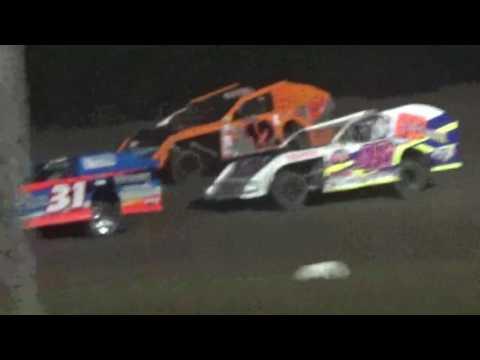 World Nationals Mod Heat 3 Round 2 Marshalltown Speedway 9/16/16