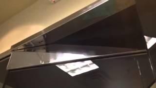 Door closer swings both ways