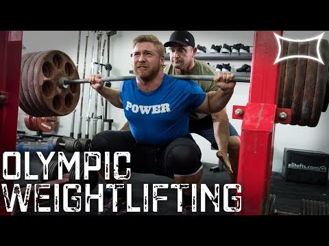 Olympic Weightlifters Invade Super Training Gym ft. Cal Strength