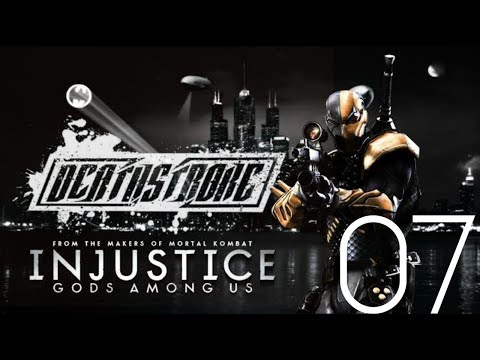 INJUSTICE | DETHSTROKE | 07