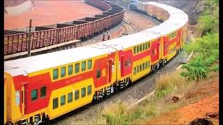Jaipur - Delhi Double Decker Train