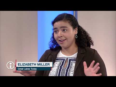 Elizabeth Miller (Great Lakes Today) on Ideas 9-21