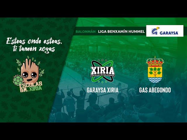 Garaysa Xiria - Gas Abegondo [BENXAMÍN]