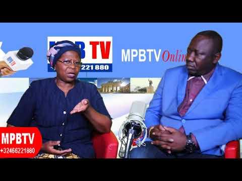 RDC-Shé Kabila fiasco-Kin réclame aux Belges corps de Lumumba-Justine M'Poyo Kasa-Vubu Explique...