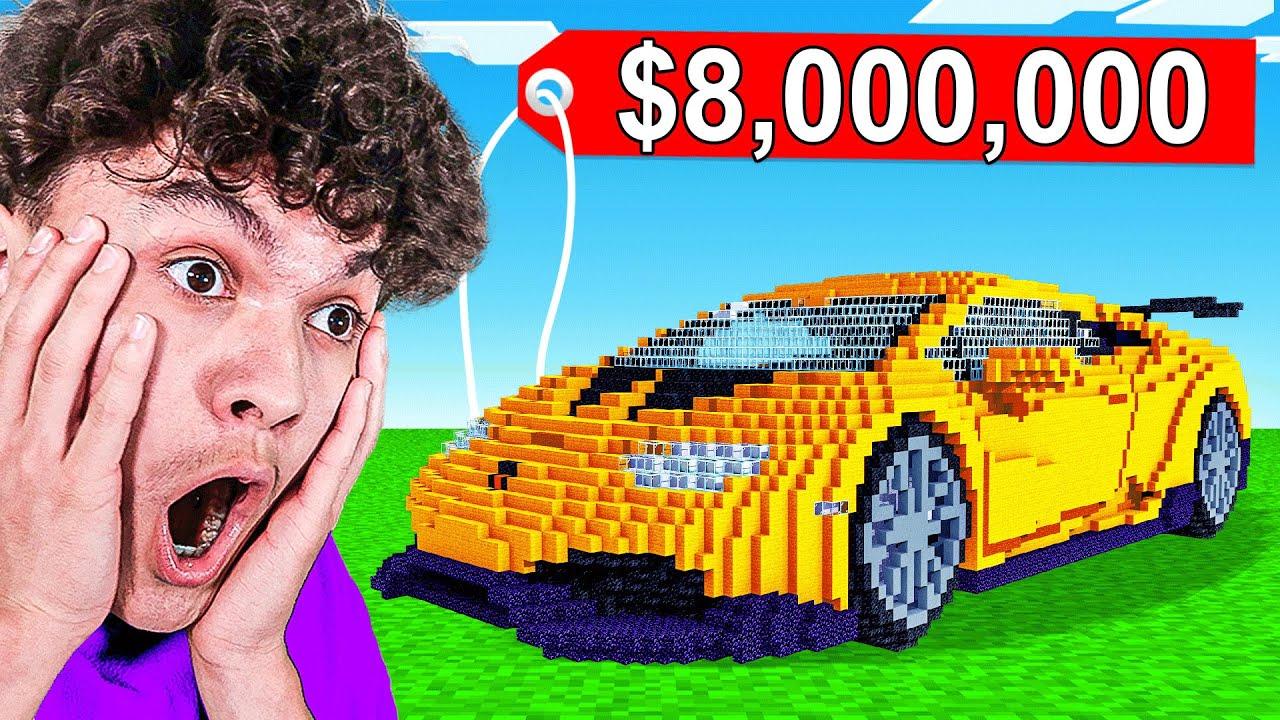If You Build A Lamborghini I'll Pay For It