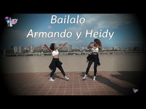 Zin 68 Bailalo Armando y Heidy Choreo Zumba