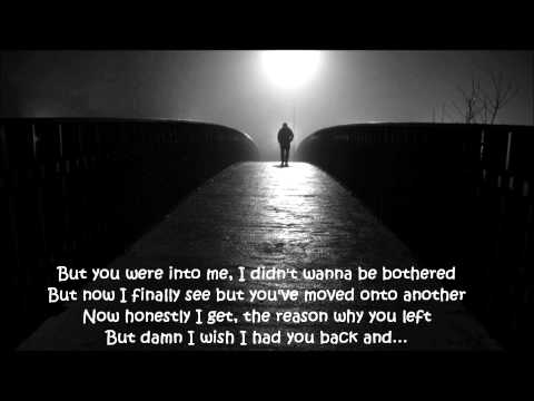 Claude Kelly-Always A Day Too Late (Lyrics)