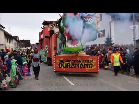 Johnny Däpp - Dietmannsrieder Duranand Fasching 2017