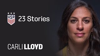 One Nation. One Team. 23 Stories: Carli Lloyd
