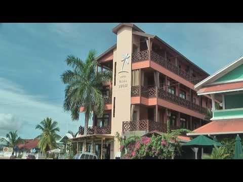 PALMA ROYALE HOTEL - Bocas del Toro, Panama