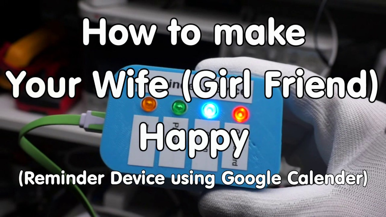 how do you make your wife happy