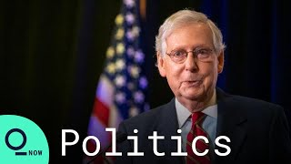 """Senate majority leader mitch mcconnell said president donald trump is """"100% within his rights"""" to investigate any possible voting irregularities and request ..."""