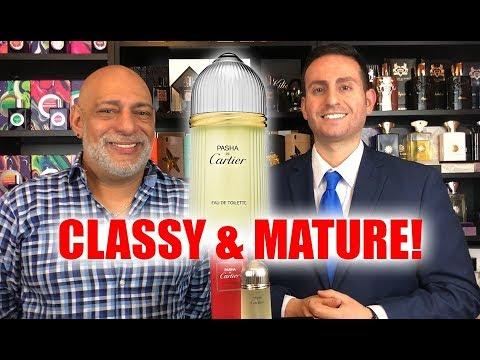 Pasha de Cartier Fragrance / Cologne Review