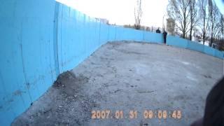 Хоккейная площадка 522 микрорайон