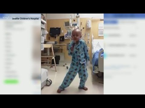 Laura - 5 Year old Celebrates End of Cancer Treatment!