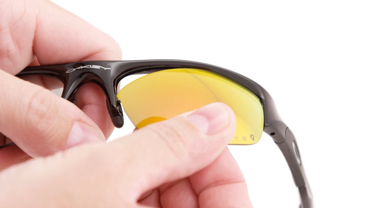 ea970f83f0f3 How to Replace Lenses in Half Frame Sunglasses - YouTube