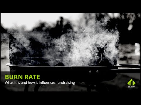 Burn Rate: What It Is And How It Influences Fundraising
