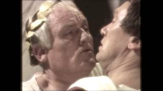 Let Slip the Dogs of War Speech - Julius Caesar (Richard Pasco)