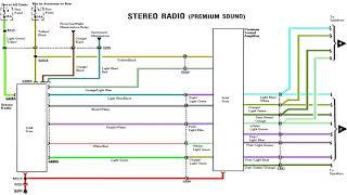toyota corolla : wiring diagram for corolla 2010-2017 - youtube  youtube