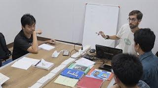 Esperanto-leciono en Bangkok-urbo!