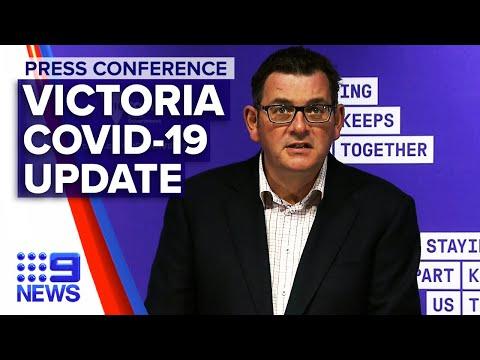 Coronavirus: Victoria records 108 new cases | 9 News Australia