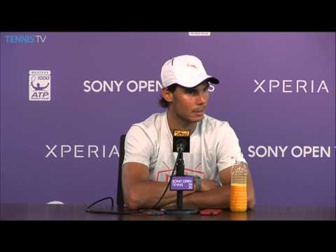 Nadal Reflects On 2014 Miami Loss To Djokovic