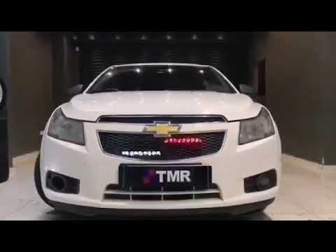 Полицейские сирены Елена CRUZE Chevrolet