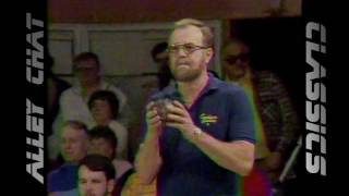 Alley Chat Classics - Channel 5 - Phil Clough v. Andy Cox