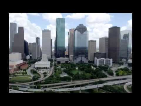 Houston  Energy Capital of the World - The City of Houston - Houston Skyline - Architecture - HD