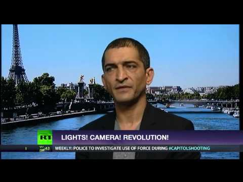 Lights! Cameras! Revolution! ft. Egyptian actor and activist Amr Waked