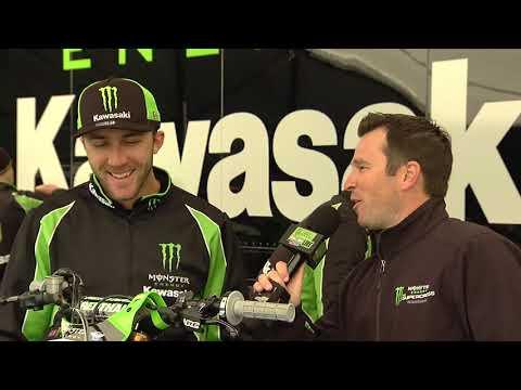 Tomac Wins Triple Crown - Foxborough - Race Day LIVE 2018