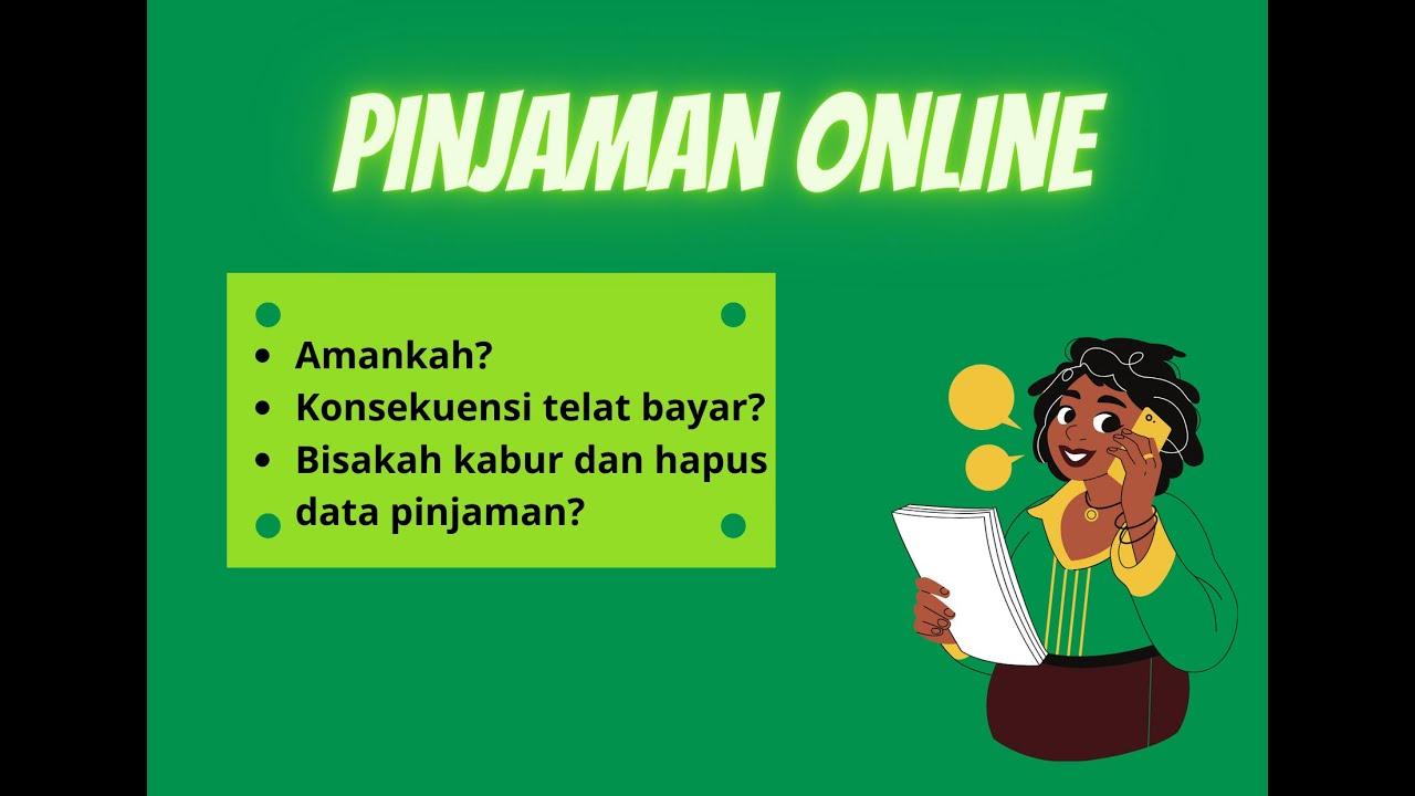 Pinjaman Online Langsung Cair KTP 2020: Aman atau Tidak ...