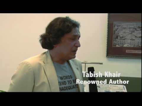 How to write a book by Tabish khair #Interview by Ashutosh Srivastva and Aman Singh