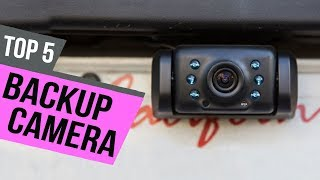 5 Best Backup Camera 2019 Reviews