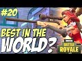 WORLDS GREATEST SNIPER SHOT?? - Fortnite Ultimate Sniper Kills of the Week #20 (Best Fortnite Kills)