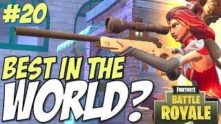 WORLDS GREATEST SNIPER SHOT?? - Fortnite Ultimate Sniper Kills of the Week #20 (Best Fortnite Kills)