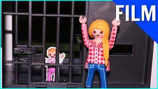 Playmobil  Film deutsch Im Gefängnis  😱Emma muss hinter Gittern Spielzeug Kinderfilm