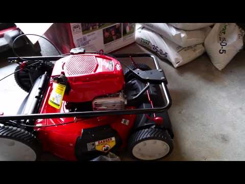 TROY BILT TB230 Lawnmower. Aka GEEK TO FREAK Mower