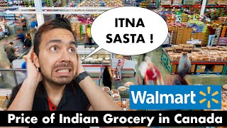 Price of Indian Grocery in 2020 | Walmart Canada
