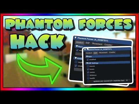 [BEST FREE] Phantom Forces Hack / Script | Aimbot Silent Aim | Working ESP | OP