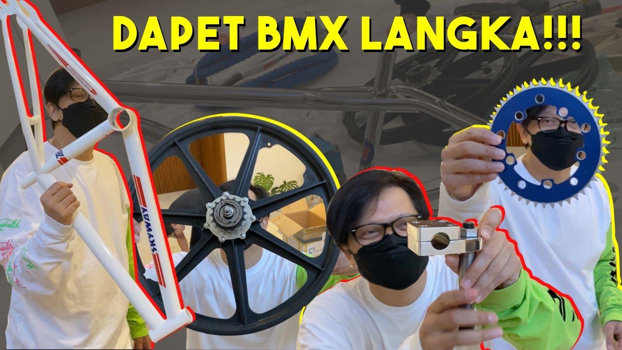 DAPET BMX LANGKA, CUMA 250 DISELURUH DUNIA!! | VLOG Armand Maulana