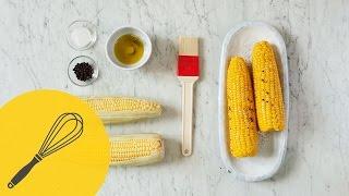 Gegrillter Mais | Knackige Maiskolben | Köstliches vom Grill